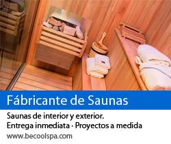Venta e instalación de saunas